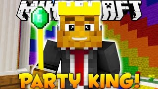 Minecraft Party King Minigame