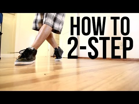 How to Breakdance | 2 Step | Top Rock Basics thumbnail