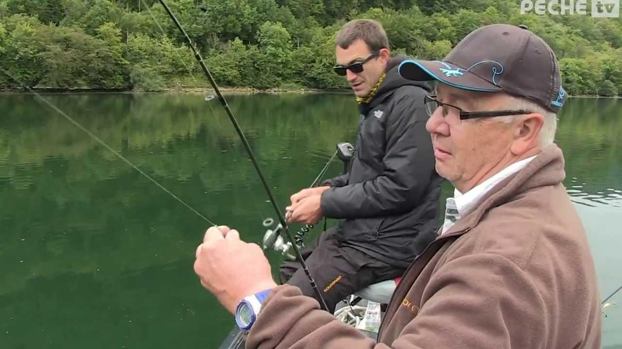 La pêche sur les îles à vilkovo