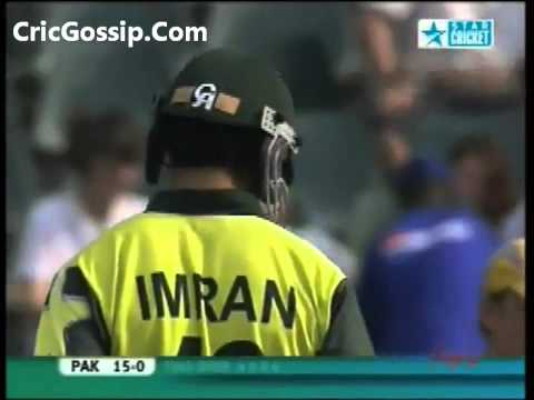 Imran Nazir Cracking Six