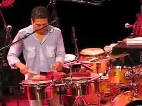 Luisito Quintero & percussion madness