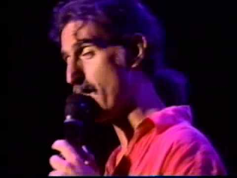 Frank Zappa - Bobby Brown (Goes Down) - Legendado