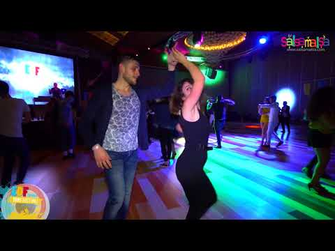 ISABEL & ISKENDER (Social Salsa Dancing Videos)