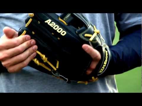 Ryan Braun and the new Wilson A2000 RB8 GM Glove