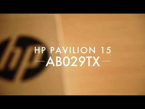 HP PAVILION 15 AB029TX Unboxing. Review. Sound Test. Video Test. Gaming