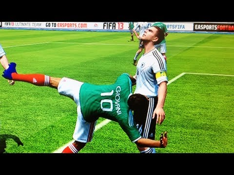 FIFA 13 Funny Moments (Worst Pass Ever, Surprise Buttsex, FUS ROH DAH, and More!)
