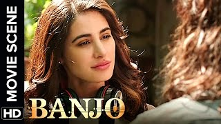Nargis Fakhri loves the name 'Taraat' | Banjo | Movie Scene
