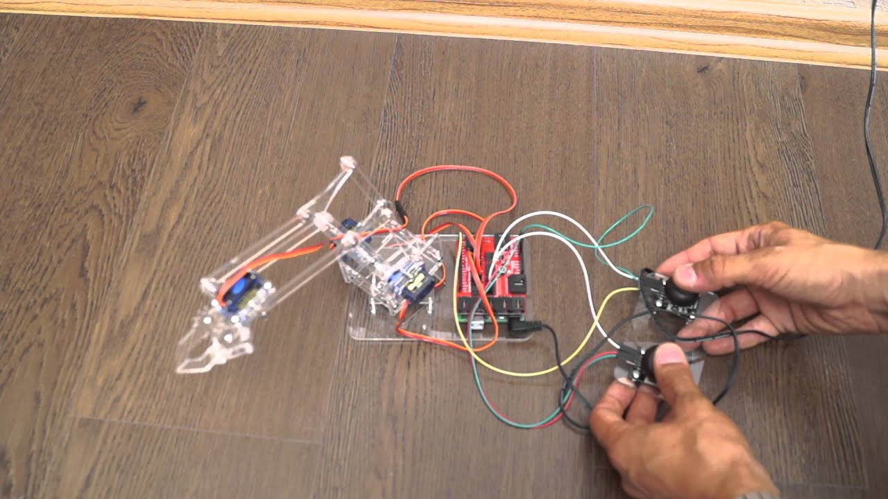 Как сделать ардуино робота своими руками