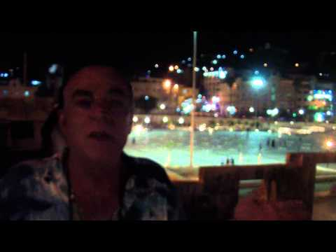 Tour guide in Amman, Jordan discusses tourism safety.