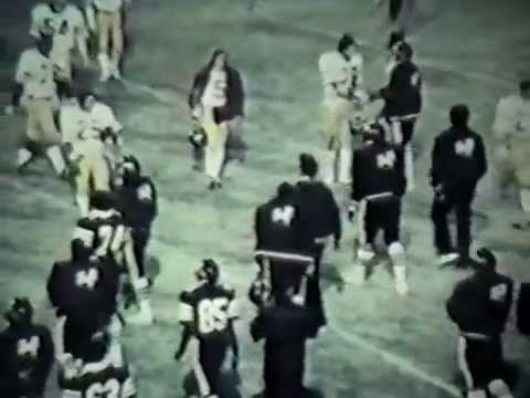 Taft College Football 1981
