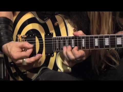 ZAKK WYLDE 'DIXIE HELLRIDE' - AUDIO, VIDEO AND TAB - JAMTRACKCENTRAL.COM