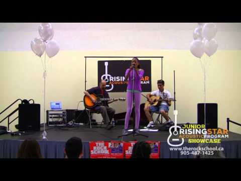 The Rock School Junior Rising Star Program - Video 1 - 06/03/2014