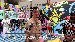 [Hypefest 2018] Rich Kid Mỹ vs. Rich Kid Việt   The Birthplace of Street Culture