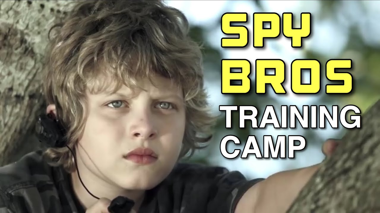 Spy Training Camp Spy Bros Training Camp Spy