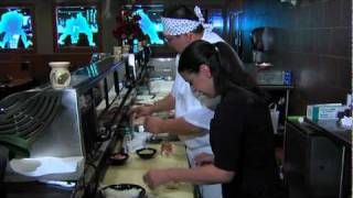 OMG Roll with Chef Kevin Huynh and Nadia from 12 NEWS