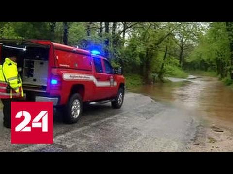 В Оклахоме и Миссури из-за наводнений ввели режим ЧС