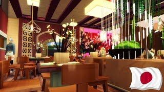 RESTAURANTE JAPONÊS / SUSHI BAR - Povoando Willow Creek #9 │The Sims 4 (Speed Build)