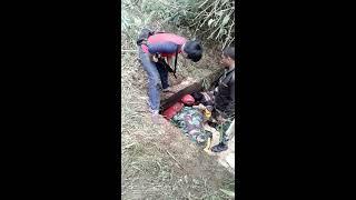 Download video Detik detik Polsek pangalengan menangkap begal paling sadis