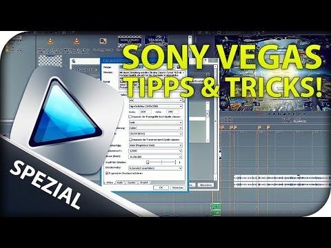 MEINE RENDERSETTINGS!   Tipps und Tricks zu Sony Vegas Pro 12