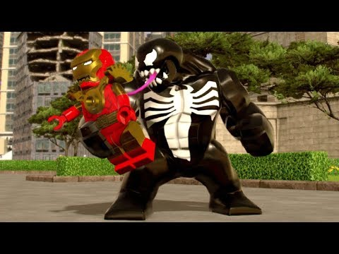 LEGO Marvel Super Heroes 2 - Special Team-Up Moves