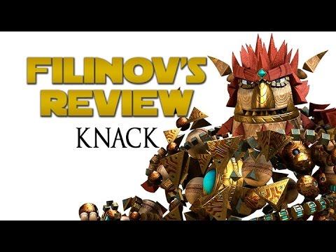 Filinov's Review - Knack