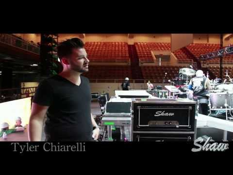 Tyler of Florida Georgia Line Rig Rundown With Shaw Amps