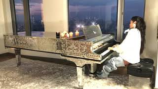 Chopin Nocturne Op 72 No 1 Chloe Flower On Liberace S Piano