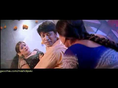 Cleavage Scene   Kiran rathod