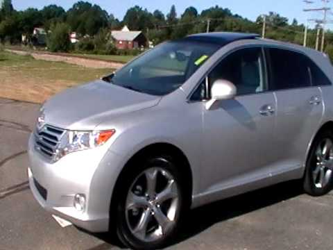 2010 Toyota Venza Awd Panoramic Skyview Roof Crossover