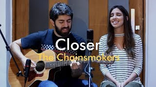 The Chainsmokers - Closer ft. Halsey - Bia e Renan (cover)