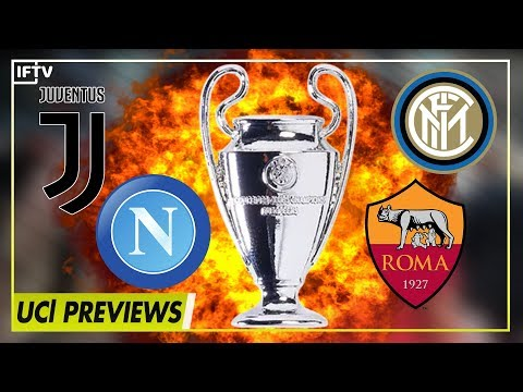 INTER BACK WHERE THEY BELONGOUR UCL PREDICTIONS