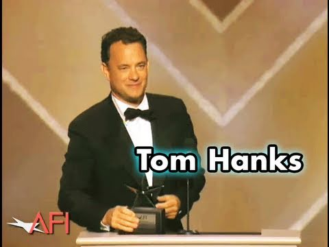 Tom Hanks Accepts The AFI Life Achievement Award