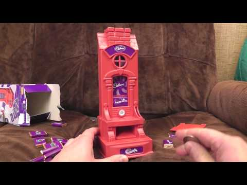 Chocolate Machine Money Box | Ashens