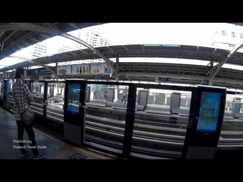 BTS Skytrain Bangkok - How To - Thailand Travel Guide