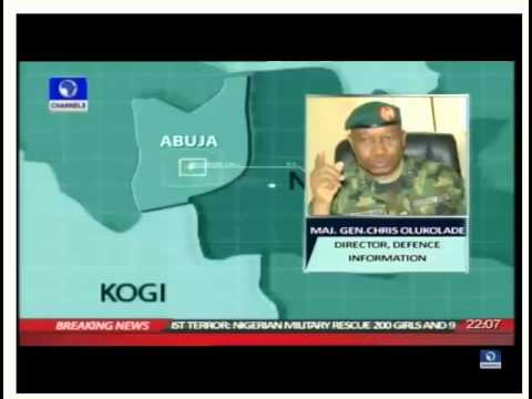 Chibok Girls? Nigerian Army Boss Confirms Rescue Of Girls And Women From Sambisa Forest