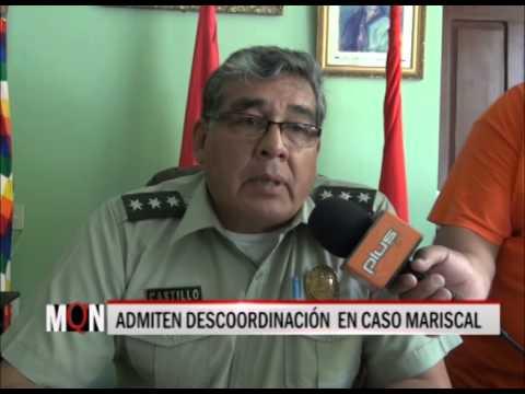 27/01/2014 - 17:50 ADMITEN DESCOORDINACIÓN  EN CASO MARISCAL