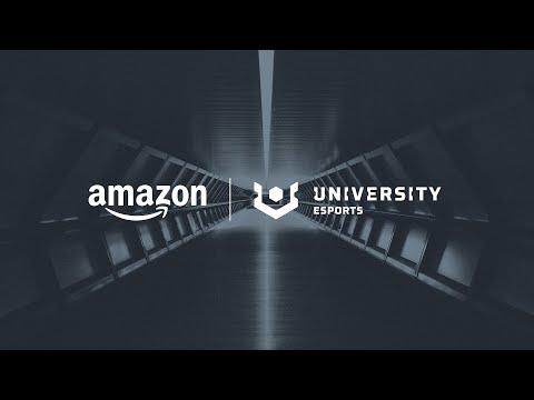 Amazon se convierte en sponsor de la University Esports