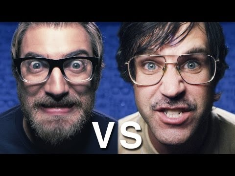 Epic Rap Battle: Nerd vs. Geek Music Videos