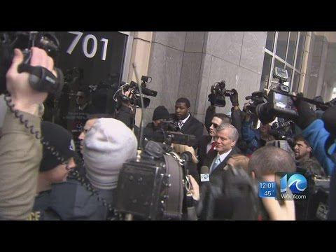 Andy Fox live coverage of Bob McDonnell's sentencing