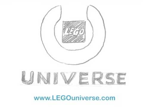 Official LEGO Universe Logo is Coming to Life! Video