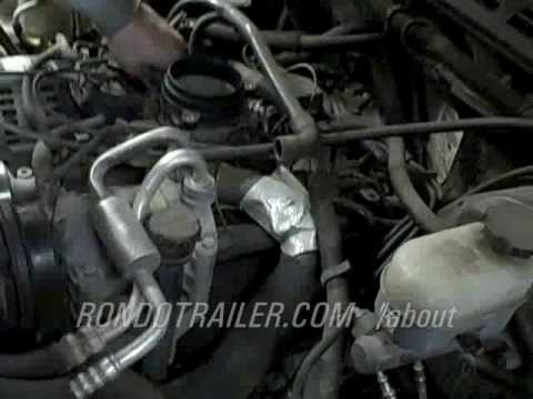 01 CHEVY BLAZER XTREME VORTEC 4.3 V6 ENGINE RUN