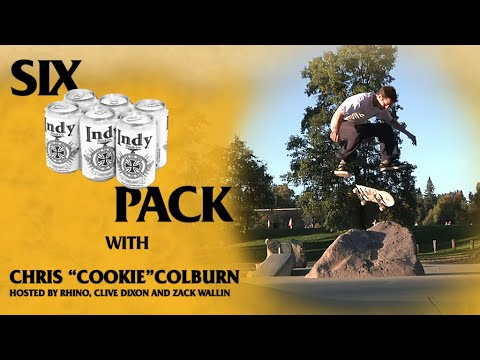 6 Pack | Rhino's Rock Challenge w/ Chris Colbourn | Independent Trucks