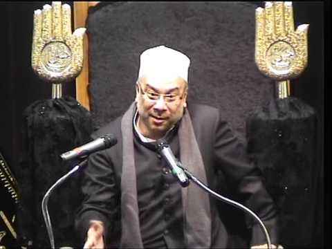 09 11 13   6th Night Of Muharram   Urdu Majlis video