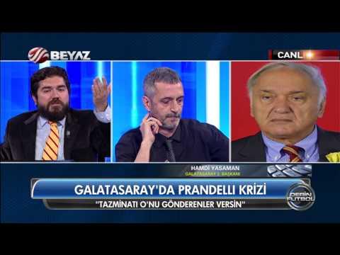 Hamdi Yasaman(GS): 'Fenerbahçe'nin şike alışkanlığı var'