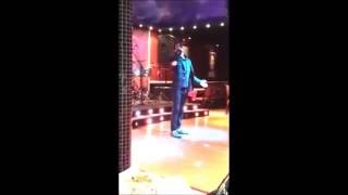 "Alejandro ""Jano"" Fuentes Birthday Part Singing [VIDEO] Jano Fuentes Final Perfomance"