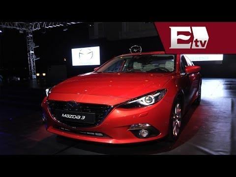 Mazda inicia producción en México/ Nuevo Mazda 3 se fabrica en Guanajuato, México