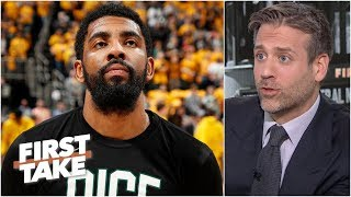 Kyrie is the star of the show in Brooklyn – Max Kellerman | First Take