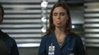 Bones Season 4 - Blooper Reel