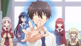 Top 10 Harem Anime Where Overpowered Main Character Surprises Everyone With His Power Pt.2 [HD]