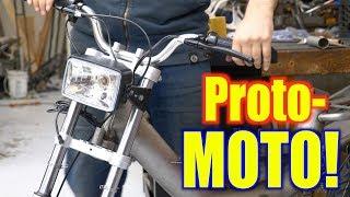 """""""Proto-MOTO"""" ...The E-Moped Saga Continues..."""